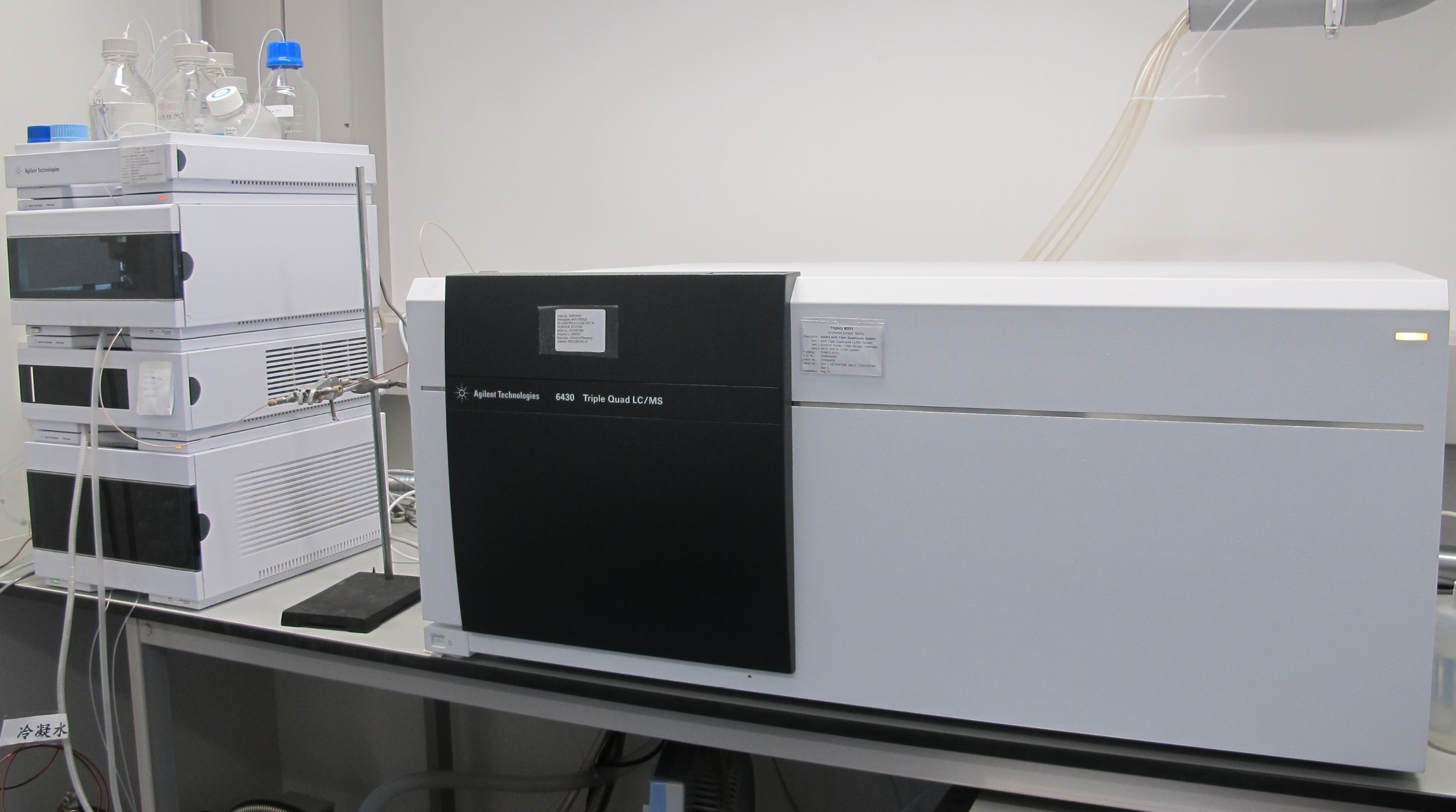 lab2-Liquid Chromatograph Hyphenated to Triple Quadrupole Mass Spectrometer (LCMSMS System) (ID 1.16)