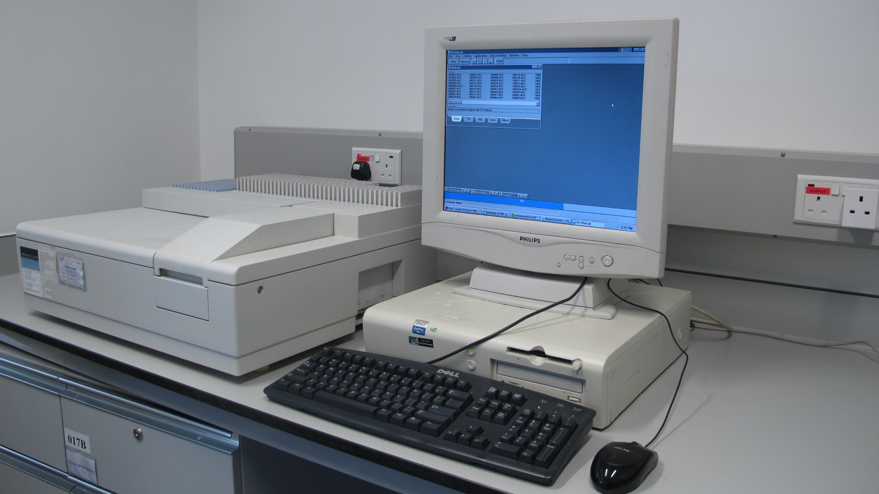 lab2-UVVis Spectrophotometer (ID 1.12)