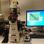 Eclipse Ti-E Fluorescence Microscope and Imaging System