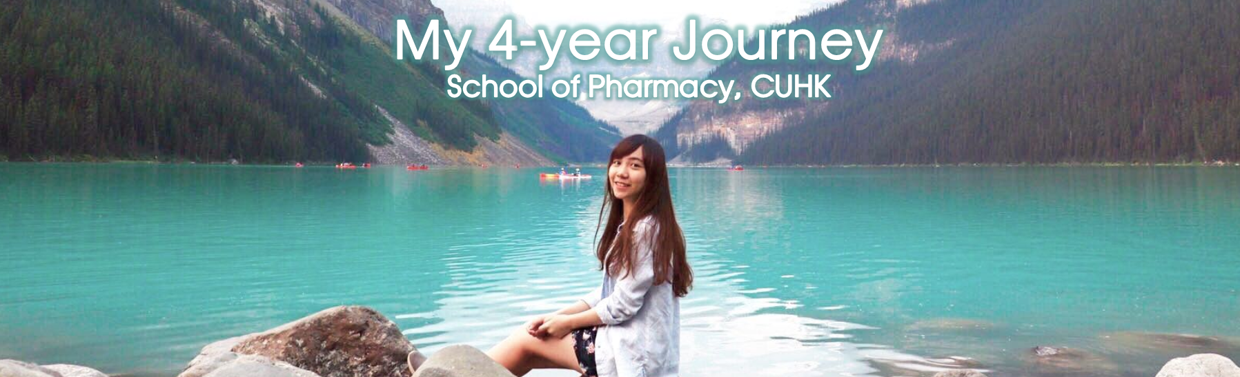 Students' Sharing – My 4-year Journey in School of Pharmacy, CUHK