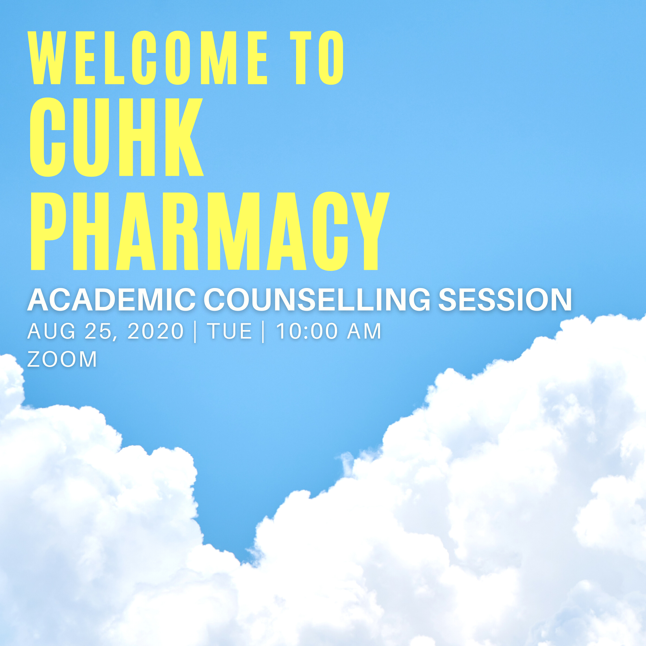 Academic Counselling Session